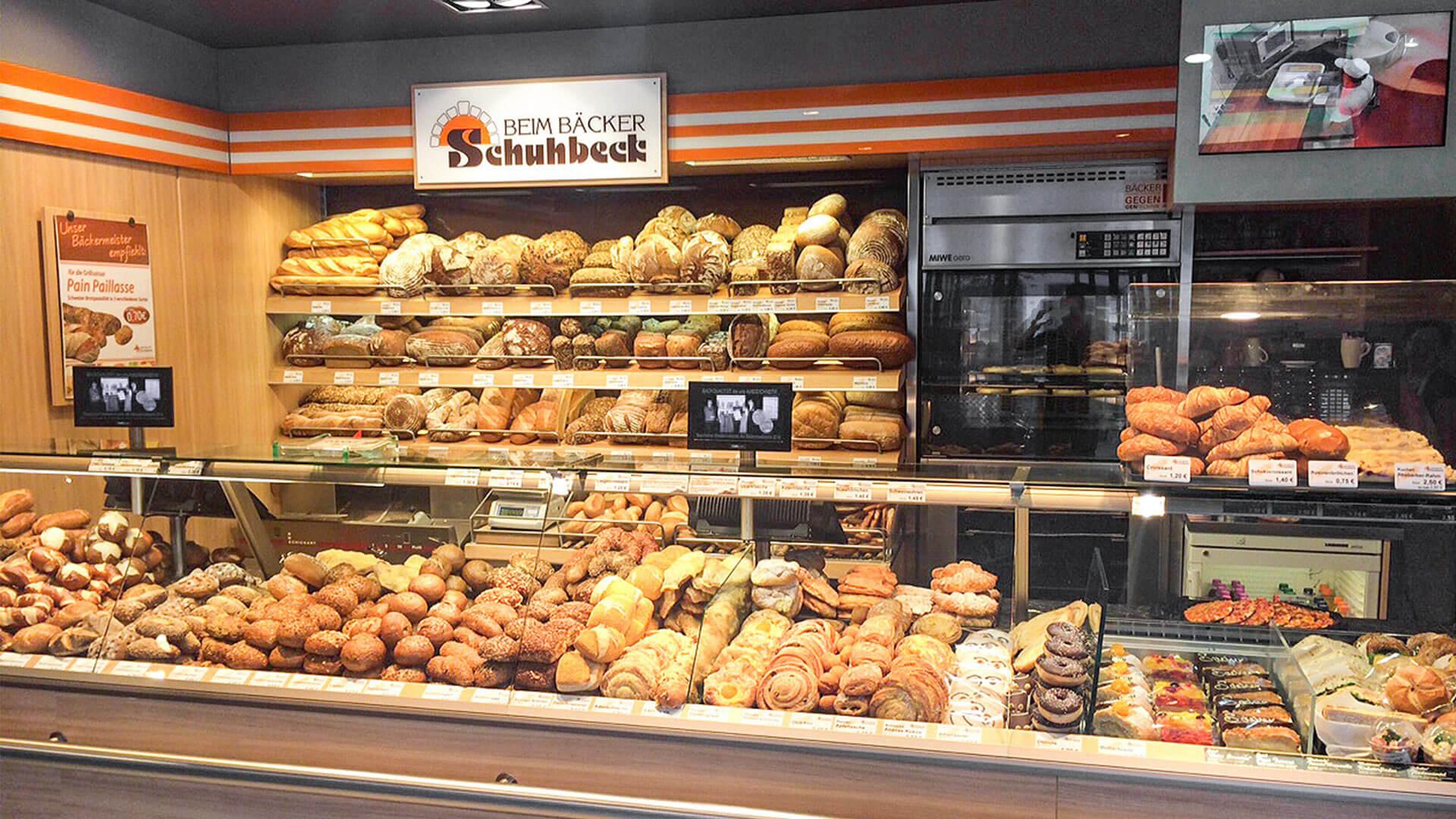 Bäckerei Schuhbeck Brotladen Frasdorf (1)
